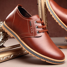 Men's Shoes Casual Spring Leather Shoes Soft Fashion Walking High Quality Comfortable Men Breathable Shoes fotwear men leather casual shoes combines sport and casual classic style high quality luxury ture leather men s shoes walking