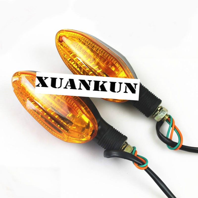 XUANKUN Electric Vehicle Accessories Electric Tricycle 48V Front Turning Light Running Lamp Light Bulb Turning Lamp