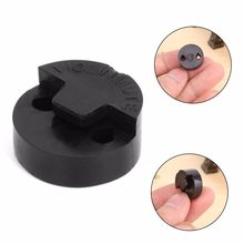 Violin Accessories Acoustic Rubber Violin Mute Fiddle Silencer Black For Violin Sourdine Tools(China)