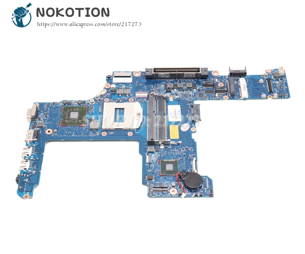 NOKOTION For <font><b>HP</b></font> <font><b>ProBook</b></font> <font><b>650</b></font> <font><b>G1</b></font> 640 Laptop <font><b>Motherboard</b></font> HM86 DDR3L 744022-001 744022-501 MAIN BOARD image