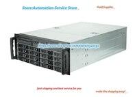 4U Rack Type Hot Plug Chassis Hard Disk Support SATA SAS 4U Server Chassis