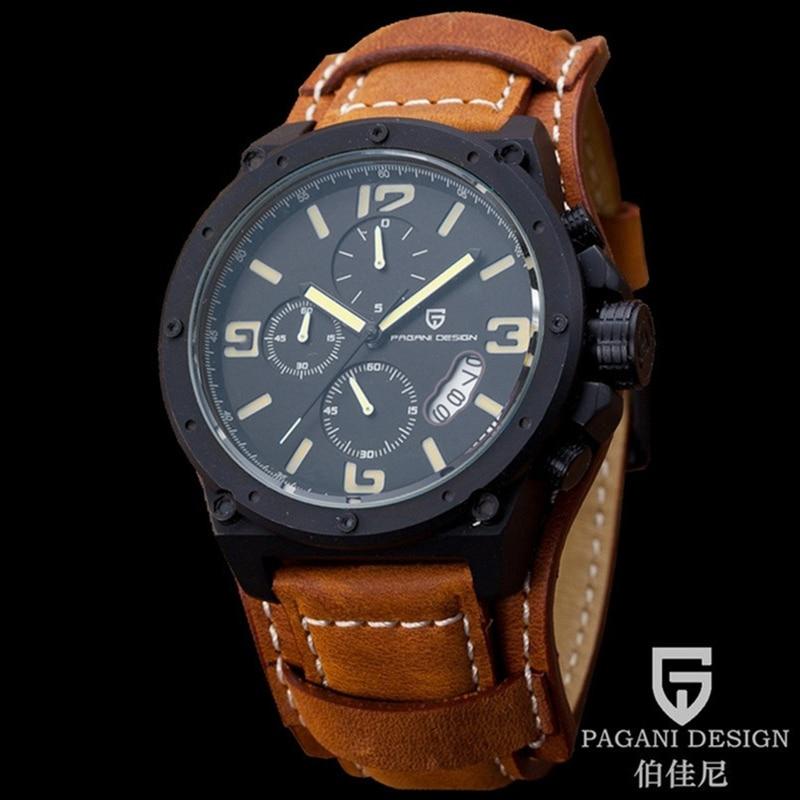 Pagani Design Outdoors / Military Men's Watch 1