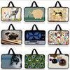 HOT 10 Coffee Girl Laptop Sleeve Bag Case Pouch Hide Handle For 9 7 10 2