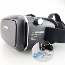 Shinecon VR Pro Version Virtual Reality 3D Glasses
