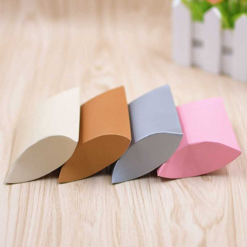 Colorful Kraft Paper Candy Box Gift Bag Wedding Gift Baby Shower Favors Birthday Party Christmas Supplies Freeshipping