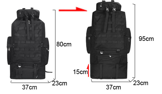 Bag USD Sports Molle 2