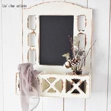 decoración blanco RETRO VINTAGE