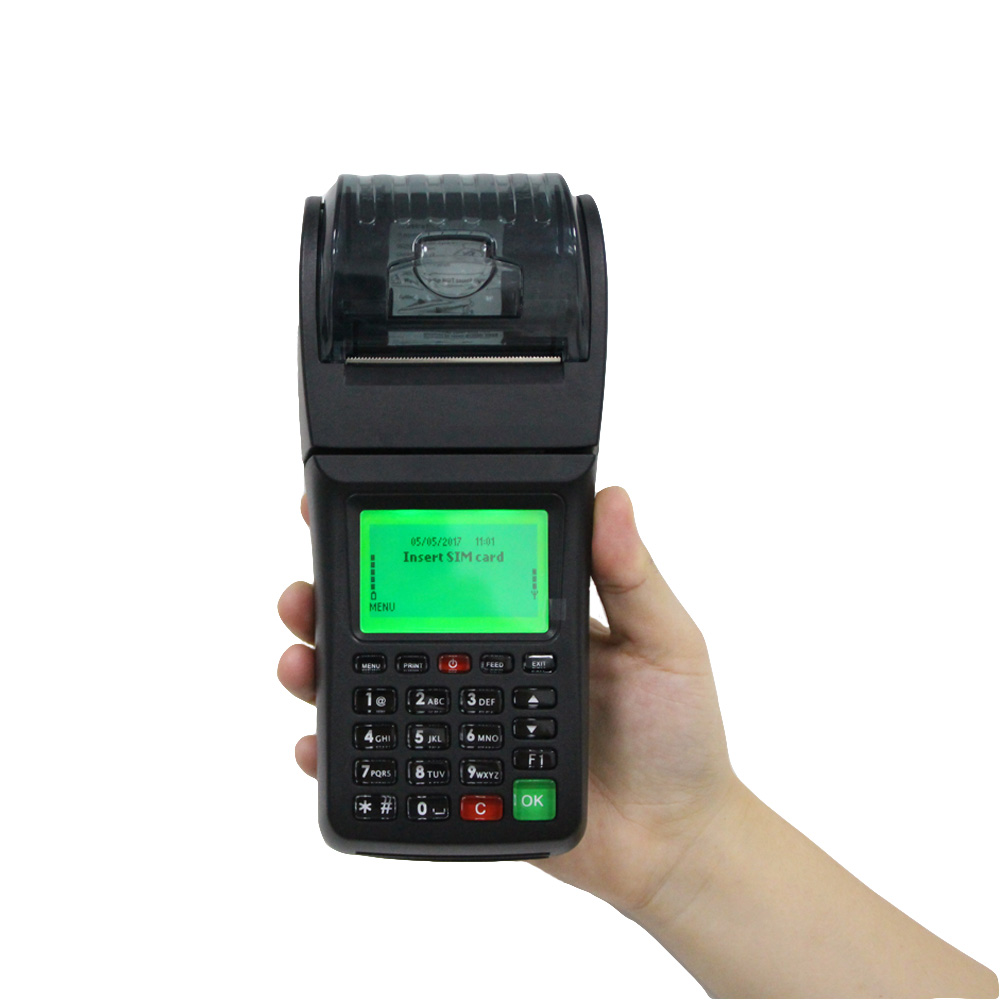GOODCOM Pos-Receipt-Printer Portable Ordering-Supports for Food-Online Multi-Language