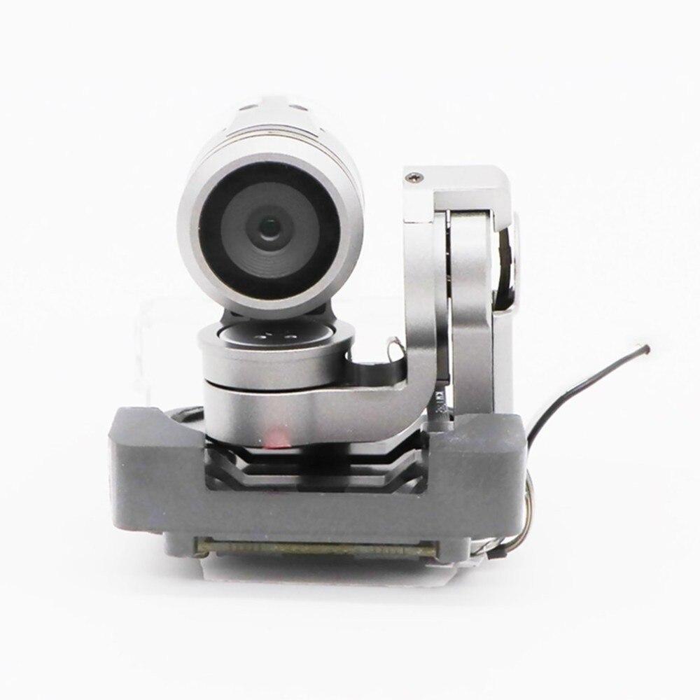 Zangão câmera cardan com placa para dji mavic pro peças de reparo substituição vídeo rc cam zangão original acessórios