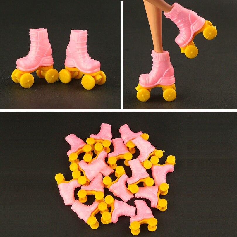 Arrival pink Roller skates shoes