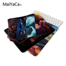 New mat Artgerm Crystal Maiden DotA 2 Drow Ranger Lina Inverse wallpaper Mouse Mats Anti-Slip Rectangle Pad
