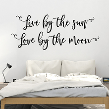 NEW sentence Nursery Wall Stickers Vinyl Art Decals For Bedroom Living Room Decoration Decal Mural