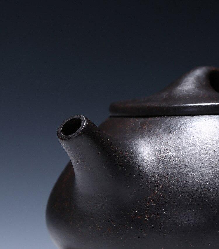Yi Xing Purple Clay Teapot 1