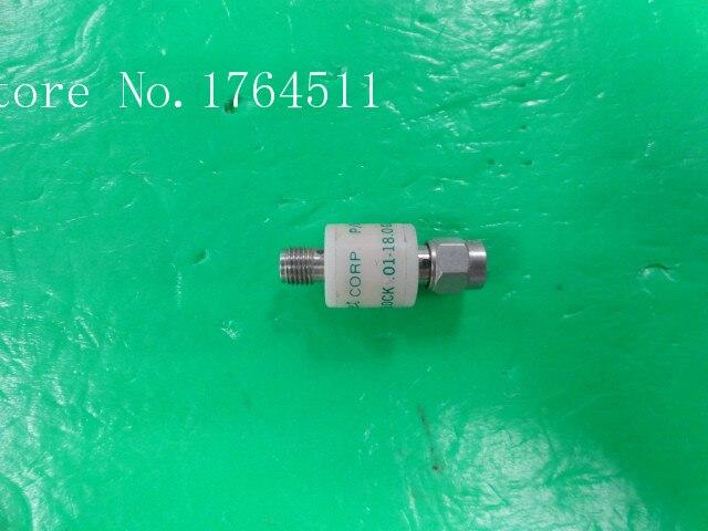 [BELLA] INMET CORP 8039 0.01-18GHz SMA DC  --2PCS/LOT
