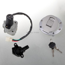Ignition Switch Lock Gas Tank Cap Key For XJR 1300 96 02 XJR 400 94 98