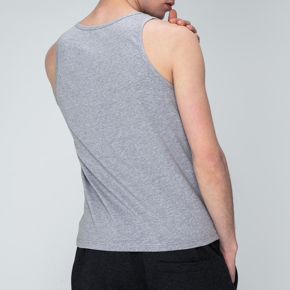 Image 5 - 2pcs/lot Xiaomi Youpin Cotton Smith Soft Bottoming Vest Soft Comfortable Sleeveless Vest for Men Indoor or Outdoor-in Smart Remote Control from Consumer Electronics