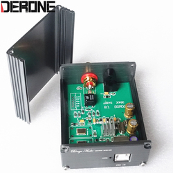 XMOS Asynchronous USB digital interface to Coaxial optical output I2S for dac 24bit 192kHz  free shipping