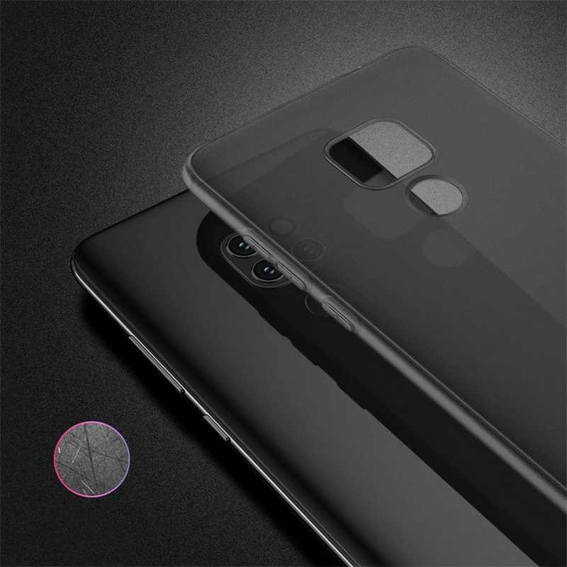 Funda de teléfono suave de silicona Mate ultradelgada YISHANGOU para Huawei P30 P20 Pro Mate 20 10 Lite NOVA 4 3 3i Honor 10 8X P Smart Plus