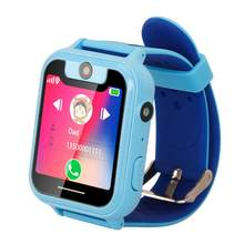 2018 New Smart watch LBS Kid SmartWatches Baby Watch for Children SOS Call Location Finder Locator Tracker Anti Lost Monitor(China)