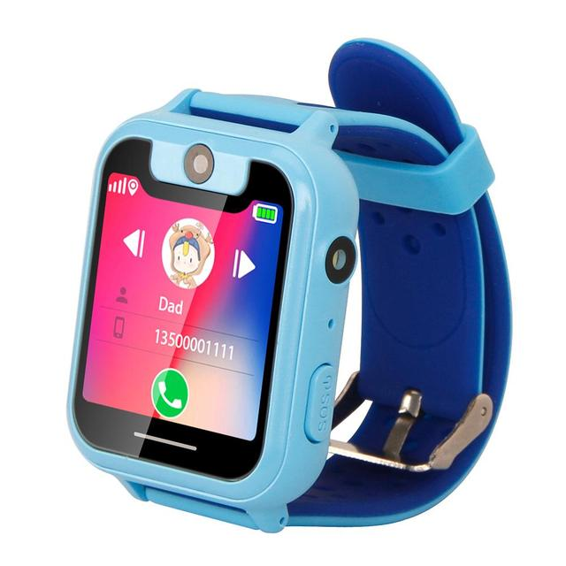 2018 New Smart watch LBS Kid SmartWatches Baby Watch for Children SOS Call Location Finder Locator Tracker Anti Lost Monitor