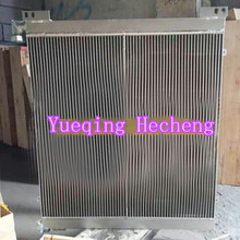 New Aluminum Hydraulic Oil Cooler 207 03 71641 For PC300 7 PC350 7 PC300LC 7 PC350LC