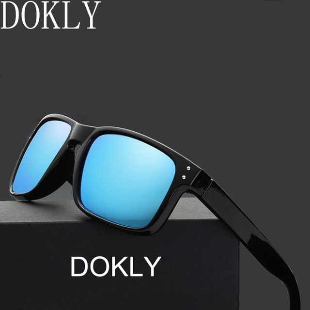 4a77c492de93 Dokly 2018 NEW Polarized sunglasses UV400 Fashion Men and Women Unisex  designer Sun Glasses Sponge Oculos De Sol Glasses