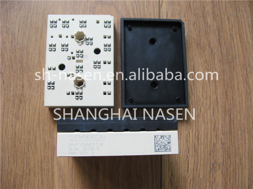SEMIKRON IGBT module SEMIKRON SKiiP 32NAB12T49 toshiba igbt module mig50q201h