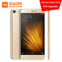 Original Xiaomi Mi5 Prime Mi 5 Snapdragon 820 Quad Core 5.15'' 1080P Mobile Phone 3GB 16MP Fingerprint ID 4G FDD LTE MUI8 NFC