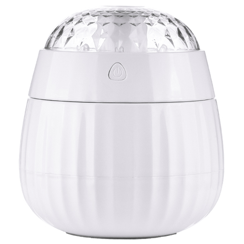Creative Gift Air Humidifier Romantic Projection Essential Oil Aroma Diffuser With 7 Changing Led Light For Office Car Home