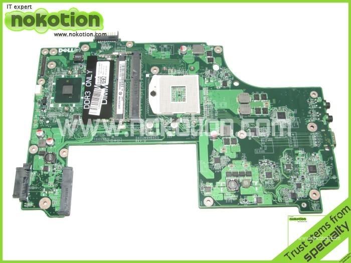 laptop motherboard for Dell inspiron N7010 Notebook PC System board mainboard Intel HM57 DDR3 0GKH2C DA0UM9MB6D0  цены онлайн