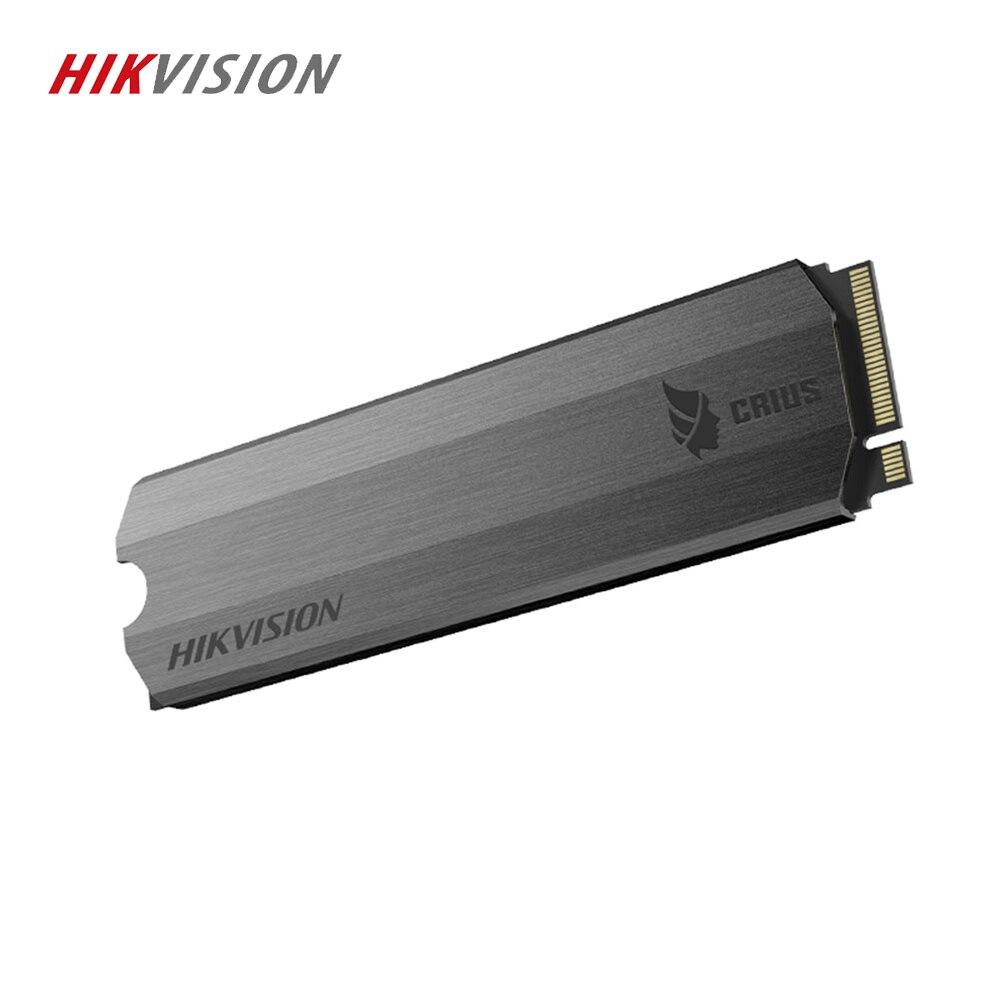HIKVISION disque dur ssd M2 256G PCIe NVME C2000 pour ordinateur portable de bureau serveur à semi-conducteurs garantie de 10 ans