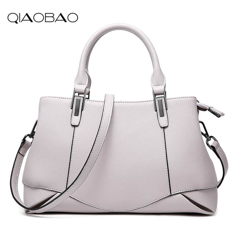 QIAOBAO Women Tote Bag 100% Genuine Leather Patchwork Casual Bags Big Capacity Woman Shoulder Bag Large Ladies Shopping Bags qiaobao fashion oil wax genuine leather women bag large capacity tote bag big ladies cowhide shoulder bags famous brand bolsas