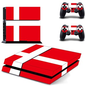 Image 4 - Football PS4 Skin Sticker Decal Vinyl for Sony Playstation 4 Console and Controller PS4 Skin Sticker