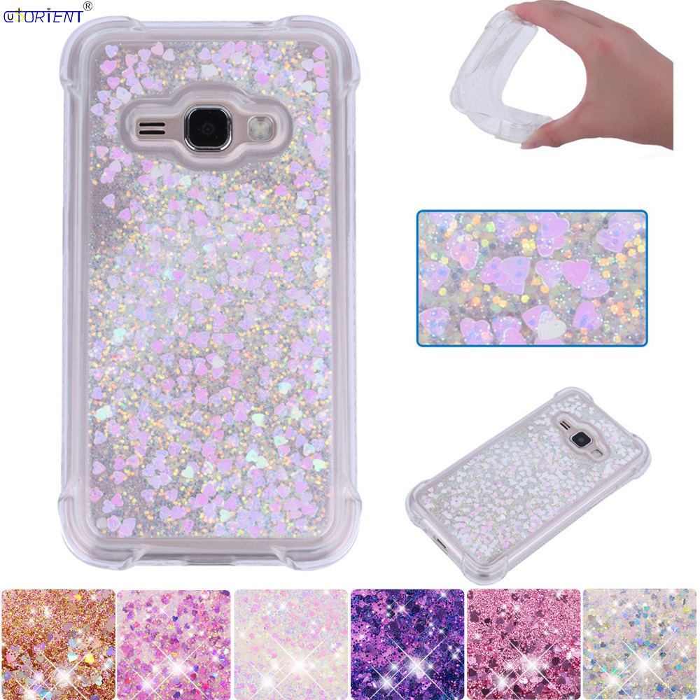 Phone Bags & Cases Generous Bling Cover For Samsung Galaxy J1 2016 J16 Amp 2 Cute Glitter Dynamic Liquid Bumper Case J1 6 Sm-j120f/ds Sm-j120fn Sm-j120h/ds Special Buy Cellphones & Telecommunications