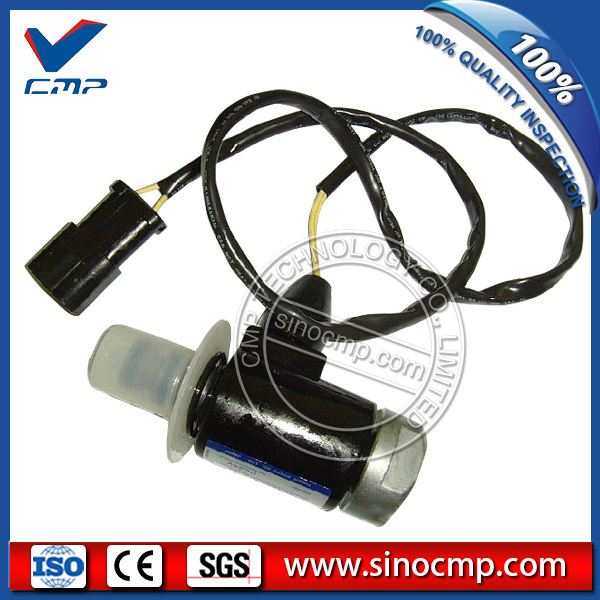 PC60-6 PC60-7 PC100-6 rotary solenoid valve 203-60-62171 for Komatsu 6d95 ExcavatorPC60-6 PC60-7 PC100-6 rotary solenoid valve 203-60-62171 for Komatsu 6d95 Excavator