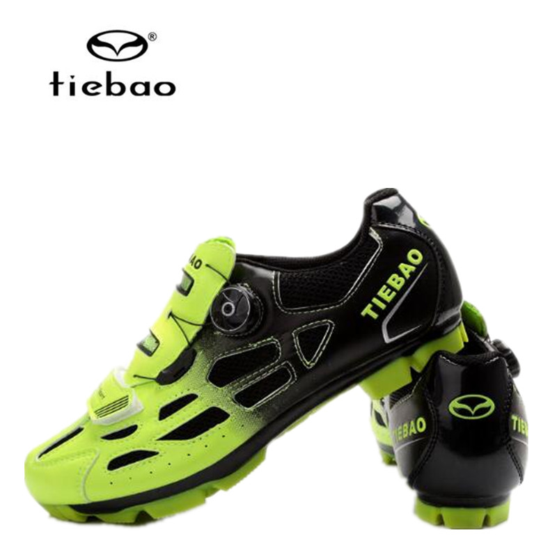 Tiebao Cycling Shoes sapatilha ciclismo MTB zapatillas deportivas mujer Outdoor Sport 2018 Mountain Bike Racing Athletic Shoes