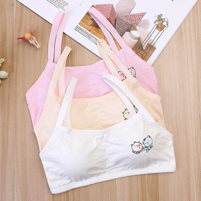 Selfless New Girl Summer Suit Tassel Sling Print Swimsuit Three-piece Summer Girl Three-piece Swimsuit Swimwear