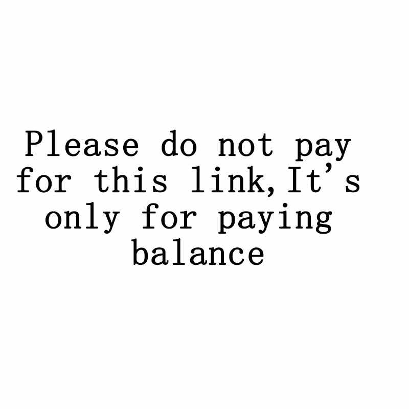 $0.01 Xin Vui Lòng không trả cho liên kết này, Nó chỉ cho thanh toán cân bằng