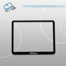 D3200 ЖК-дисплей Экран окна Дисплей (акрил) Наружный Стекло для Nikon Экран протектор + лента