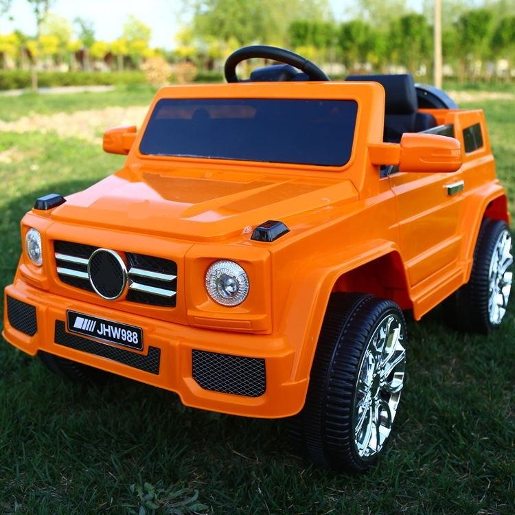 Coche eléctrico de cuatro ruedas del coche eléctrico de los niños - Deportes y aire libre - foto 5