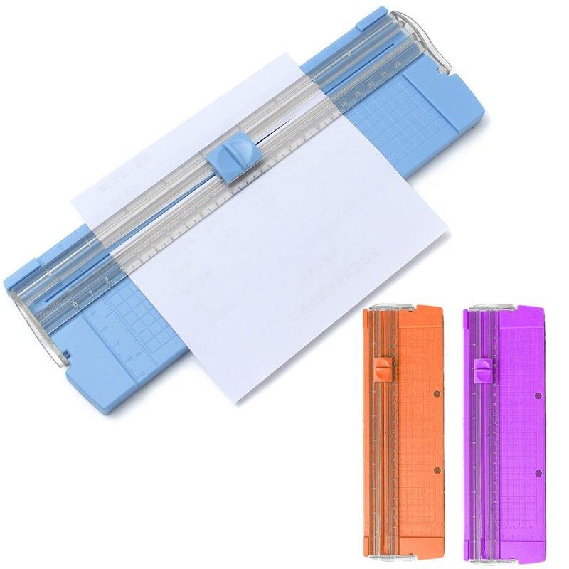 Fashion Popular A4/A5 Precision Paper Photo Trimmers Cutter Scrapbook Trimmer Lightweight Cutting Mat Machine cutting mat