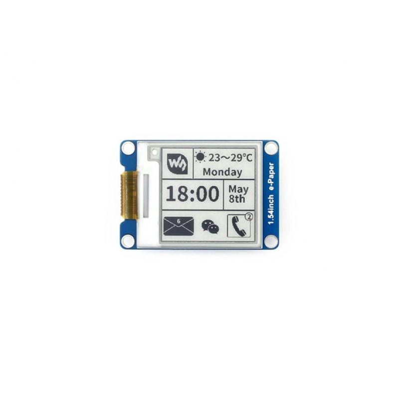 Waveshare1.54inch E-Paper Module 200x200,2.9inch E-Paper 296x128, 4.2inch E-Paper, 400x300 E-Ink ,SPI Interface For Raspberry PI