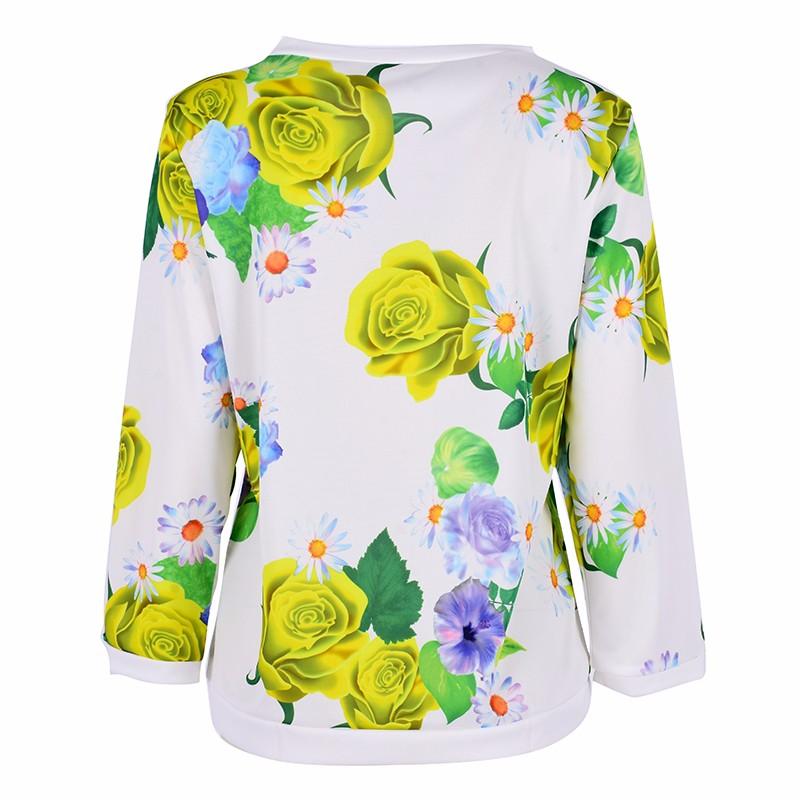 HTB15H3.LVXXXXXeapXXq6xXFXXX6 - Autumn Women Girl Long Sleeve Floral Print T Shirts