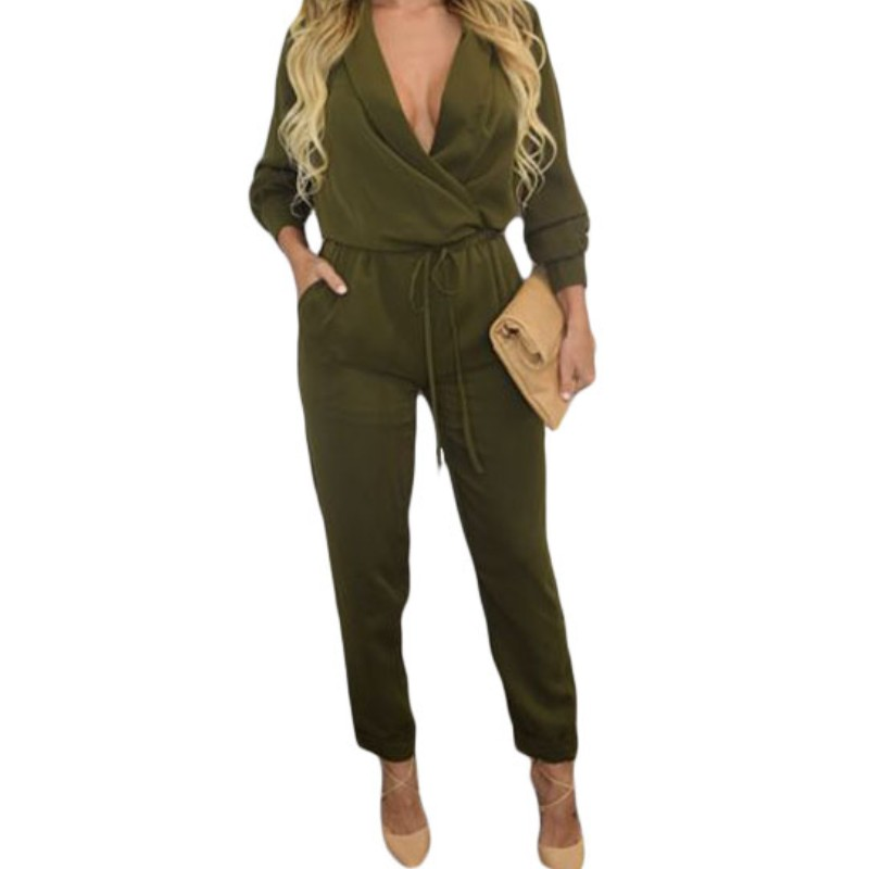 Compare Prices on Womens Green Jumpsuit- Online Shopping/Buy Low ...