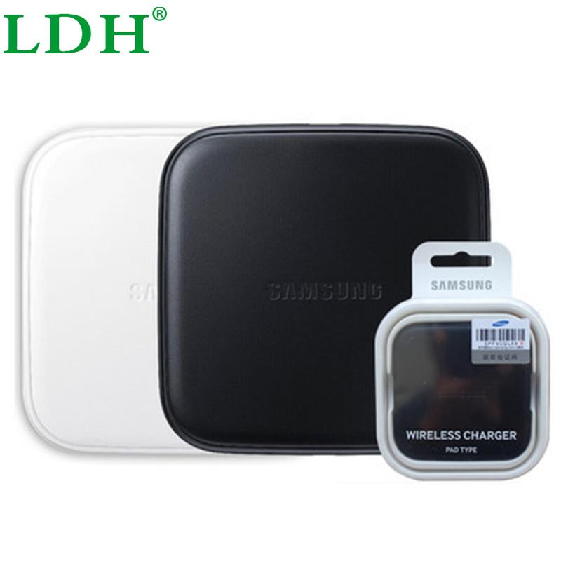 2016 New Portable Qi Wireless Charger Charging Pad for Samsung Galaxy S7 Edge Note 5 S6