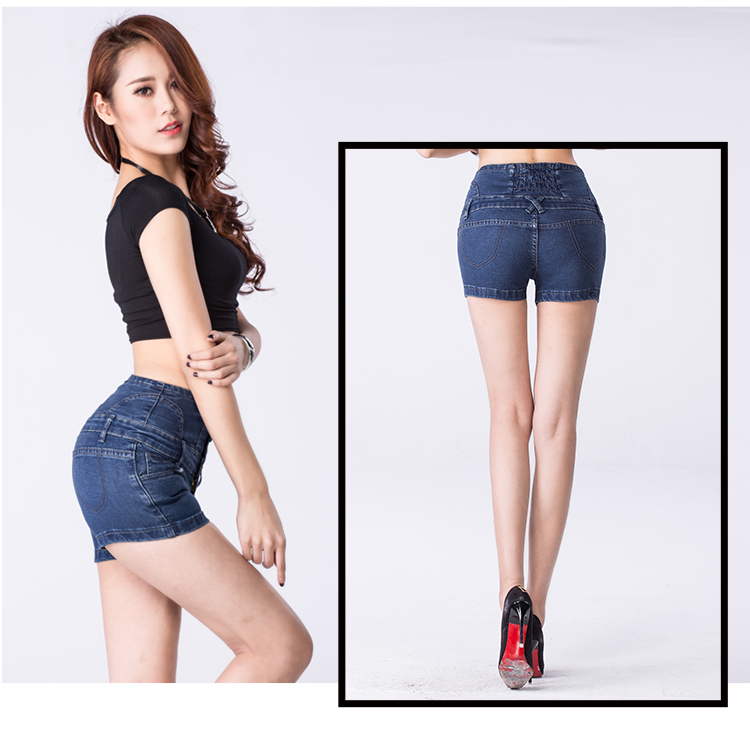 Aliexpress.com : Buy New Denim Shorts for Women 2016 Fashion sexy ...