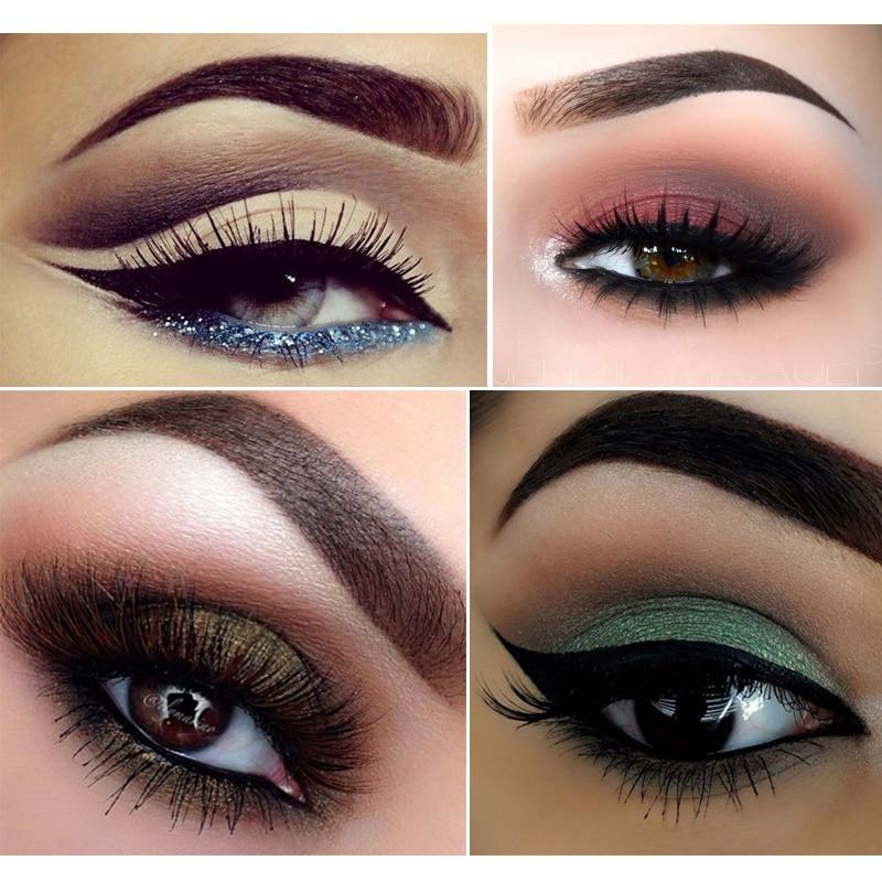 New brand eyebrow enhancer gel makeup easy to wear natural for Waterproof eyebrow tattoo