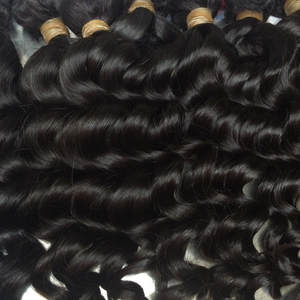 Virgin-Hair Mayflower Full-Cuticle-Aligned 10-Bundles Wave Can-Be-Dye In-Stock Natural-Color