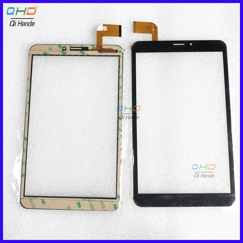 100% 51Pin New Touch Screen Digitizer FPC-ZYD080-112 V01 Touch Screen Tablet Touch Screen Sensor Glass Panel