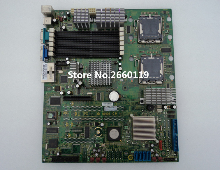Server mainboard for MS-9638 S5000V motherboard Fully tested цена и фото